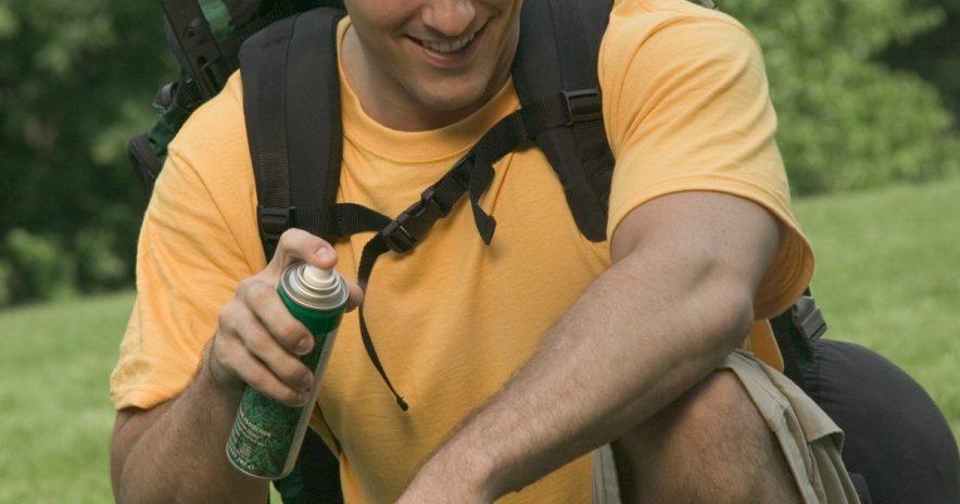 ¿Cómo funcionan los sprays antiinsectos?
